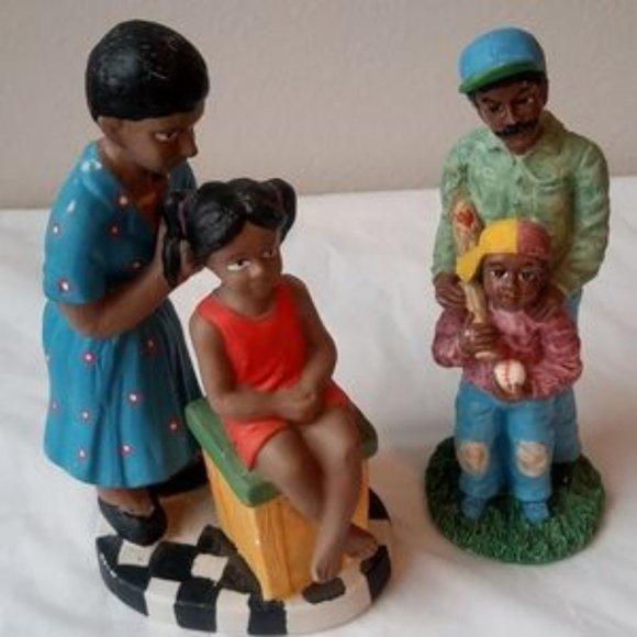 Vintage African-American Figurines